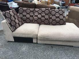 Ex Display Dfs Chaise Sofa