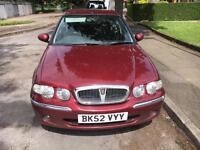 Bargain Rover 45 Diesel