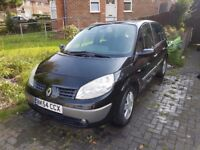 Renault Grand Scenic Dynamique 1.5 dci BLACK 7 Seater