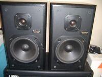 Technics SB CS-55 Speakers