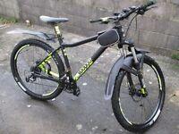 VooDoo Bantu MTN bike & loads of accessories