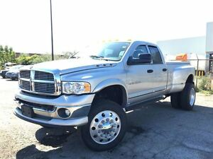2003 Dodge Ram 3500 LARAMIE**LEATHER**DUAL REAR WHEELS**DIESEL**