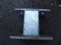 Small wide steel beam