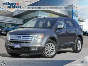2009 Ford Edge SEL ACCIDENT FREE