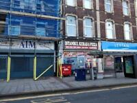 Kebab shop for sale (lease)