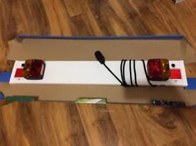 Brand new cycle carrier lighting board