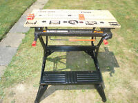 BLACK & DECKER WORKMATE PLUS WM825