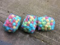 Play Pool or other plastic balls 3 bags
