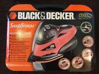 Black & Decker Sandstorm KA260GTK Sander - in box