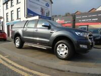 Ford Ranger Limited 4X4 2.2 TDCI Automatic