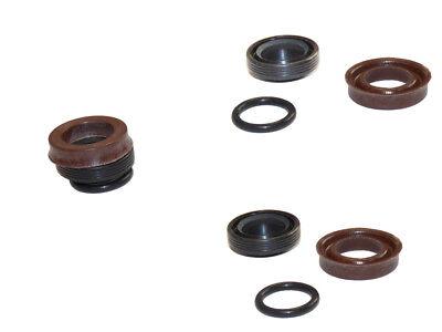 Hochdruckreiniger Teile (Dichtsatz Reparatursatz 9 Teile für 14mm Kärcher Hochdruckpumpe K siehe Auswahl )