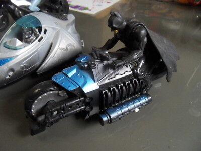 Lot dc comics super heros batman figurine moto vaisseau