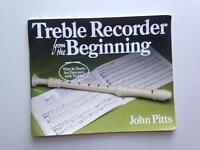 Recorder sheet music books