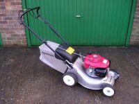 Honda petrol lawnmower wanted izy prefered