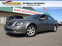 2005 Nissan Altima 2.5 SL!! LEATHER & ROOF!!