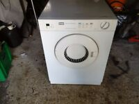 Tumble dryer 3 kg load auto reverse action heat settings and timer gwo can deliver local