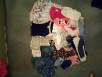 Girls clothes age 1-3