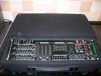 mcgregor sd15 mixer amp