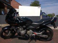 Honda CB600 f2 Hornet 2001 with 37,000 miles.