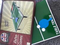Retro Games Table Tennis