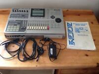 Zoom MRS 1266 multitrak recording studio with extras