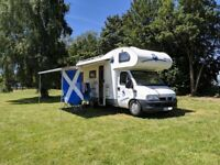 2004 Elnagh Marlin 65D motorhome (fiat ducato chassis)