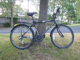 Hybrid Bike, brand new brakes, w/lights