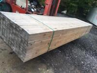 4x2 Timber / wood 4.2 meter lengths