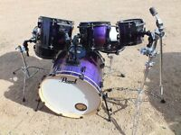 Pearl ELX 6 Piece Drum Kit