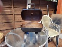 Gas bottle stove burner bbq or smoker patio heater