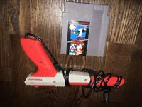 Nintendo Zapper + Super Mario Bros / Duck Hunt