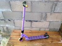 MGP purple scooter