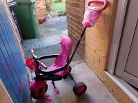 Smart Trike (pink)
