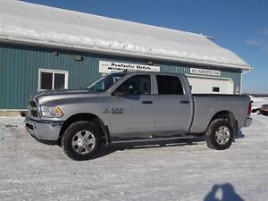 2013 Ram 3500 SLT,DIESEL,CREW,4X4,LOADED!!
