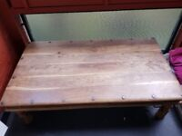 Solid Pine Table for Sale £50