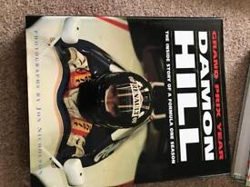Grand Prix year -Damon Hill