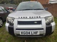 Land Rover, FREELANDER, Estate, 2004, Manual, 1796 (cc), 5 doors