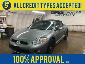 2008 Mitsubishi Eclipse GT-V6*CONVERTIBLE****AS IS CONDITION AND