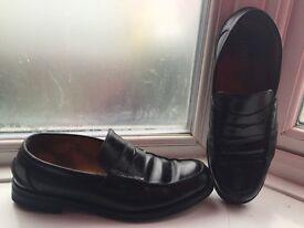 Jones bootmaker black formal shoe 11