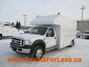 2006 ford F-550 4X4, MOBILE SHOP!!!