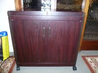 Hostess Trolley-modern and VGC