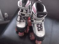 Typhoon roller boots