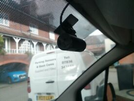 Dash cams supplied and fitted £150