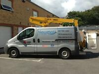 Cherry Picker Hire with Electrician in North London