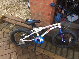 16 inch stunt king bike