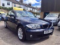 BMW 1 Series 2.0 116d Sport 3dr£4,795 2009 (09 reg), Hatchback