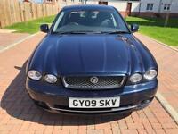 Jaguar x type 2.2 Diesel sport 6 Speed 85000 miles FSH 1 year MOT no advisory