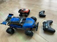Remote control car- 2 in 1 set