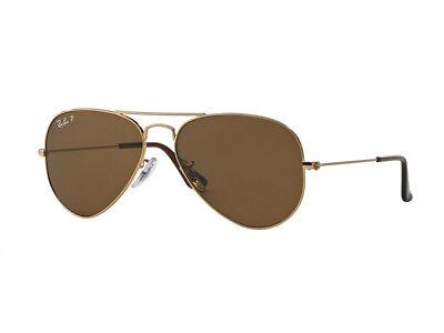 Sonnenbrille ray Ban sunglass RB3025 Aviator große Metall 001/57