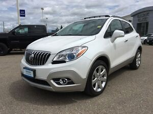 2015 Buick Encore Leather AWD *Nav* *Blind Side* Backup Cam* *He